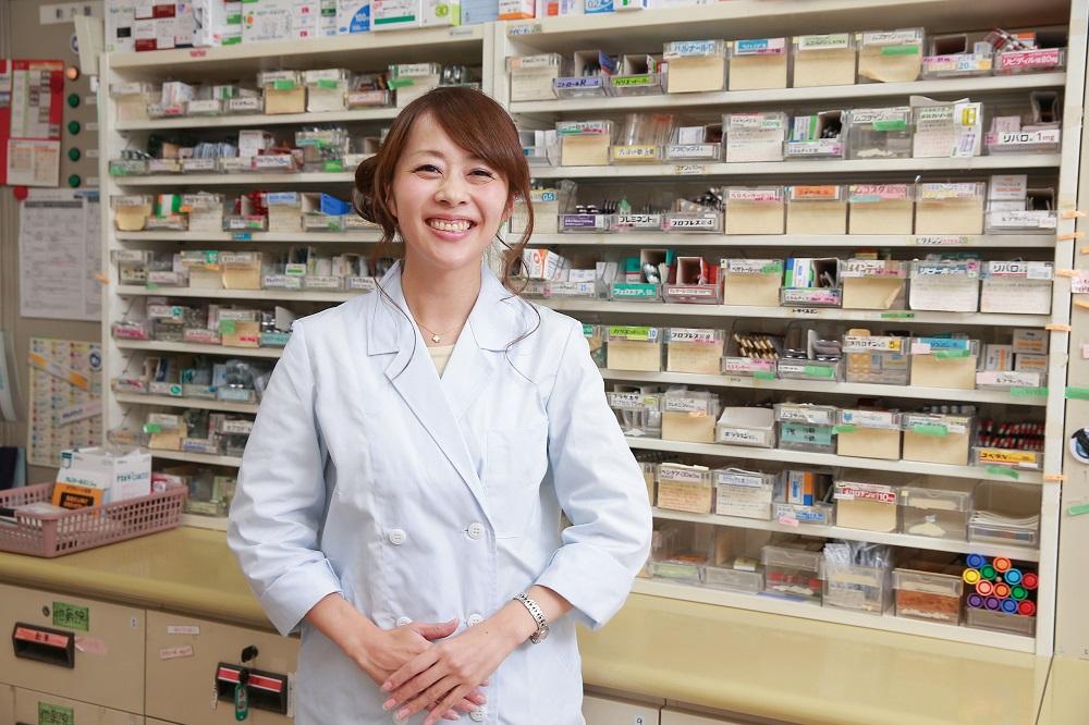 注目度上昇中の「調剤薬局事務」ってどんな仕事なの? イメージ