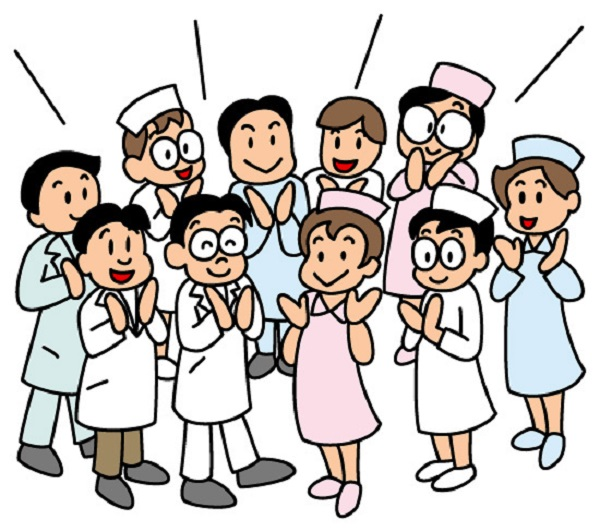 『初心者でもOK!看護助手のお仕事』 イメージ