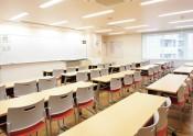 千葉医療秘書専門学校 教室