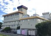 江戸川病院外観① 病院名消したもの