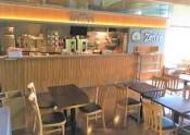 東京新宿メディカル 院内カフェ